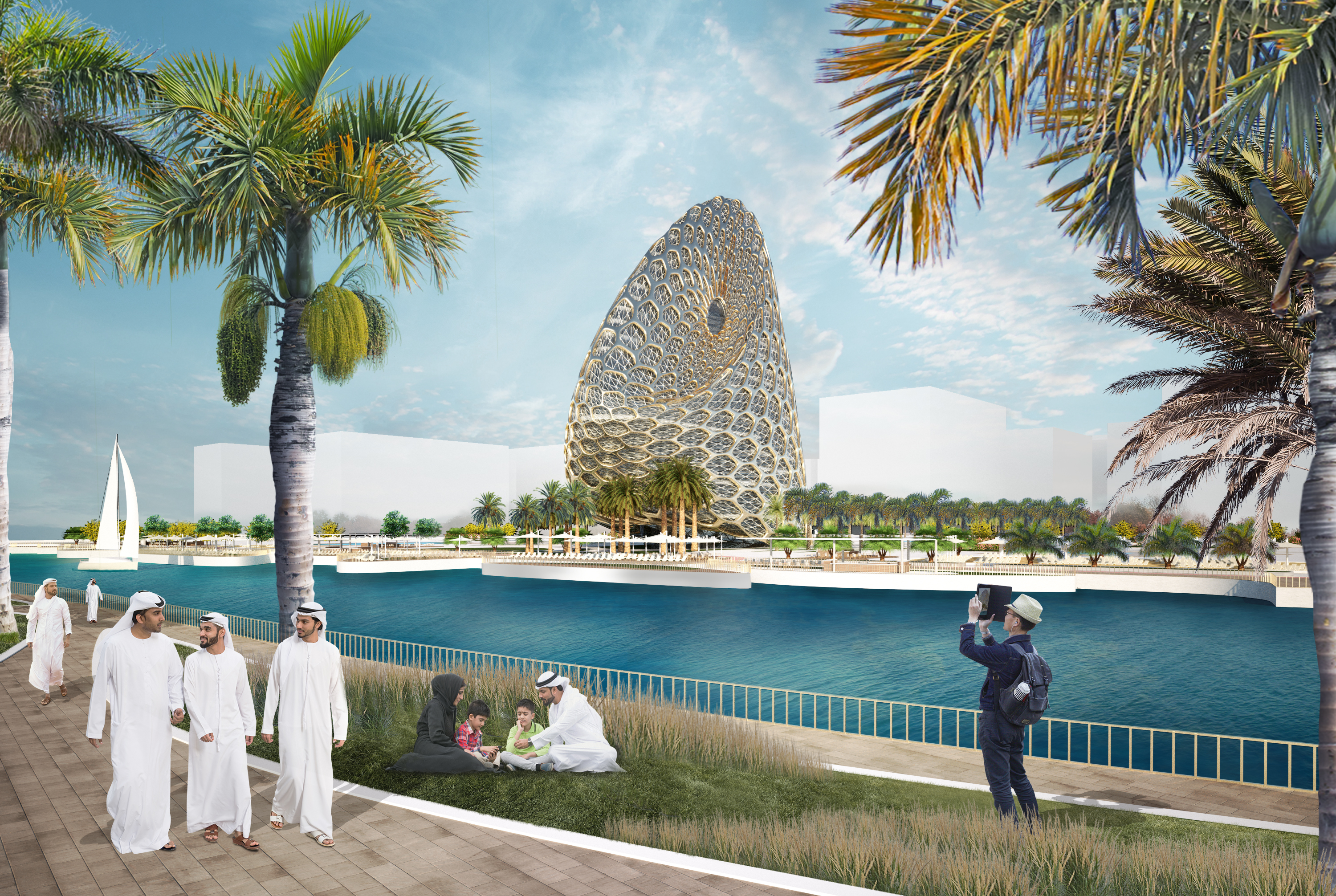MIRAGE - THE LANDMARK DUBAI BIODIVERSITY CENTRE